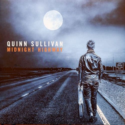 Quinn Sullivan<br>Midnight Highway<br>LP